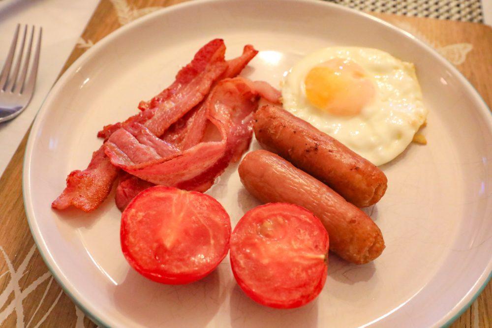 Schots ontbijt