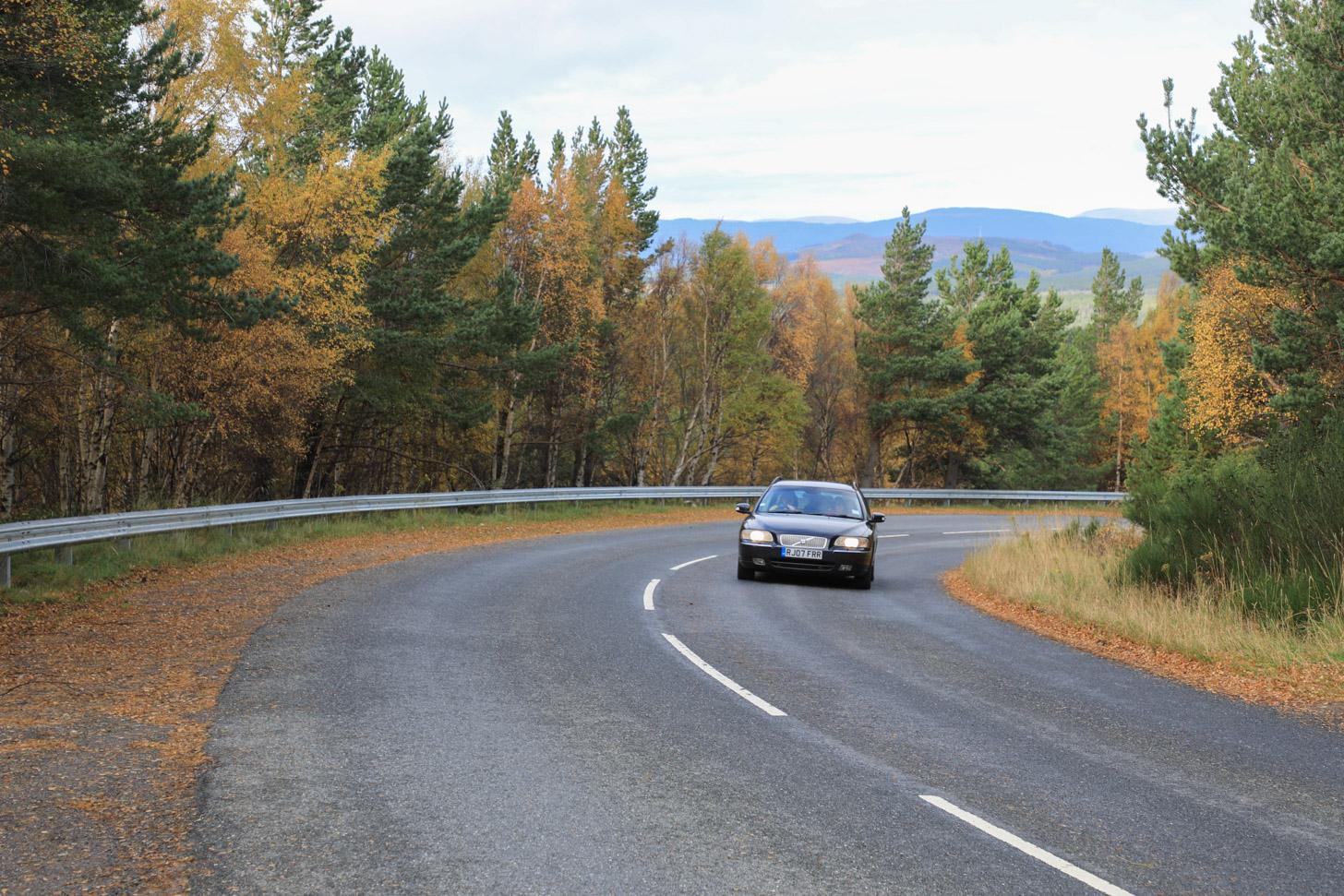 Autorijden in de Schotse Hooglanden