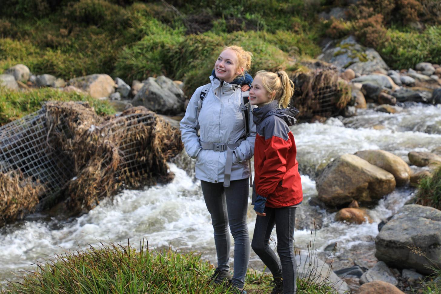 Met kinderen naar de Schotse Hooglanden reizen